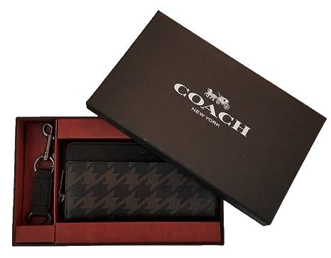 Amazon.com: Coach Boxed Set de regalo para hombre acordeón ...