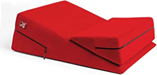 product image for Liberator Bedroom Adventure Gear Wedge/Ramp Combo (Original Short), Red