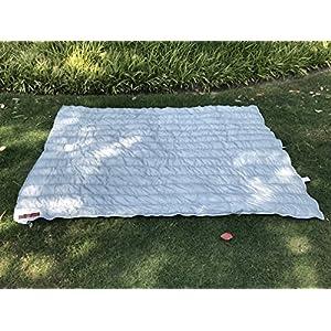 AEGISMAX Outdoor Urltra-Light Goose Down Envelope Sleeping Bag Camping Urltra-compactable Sleeping Bag