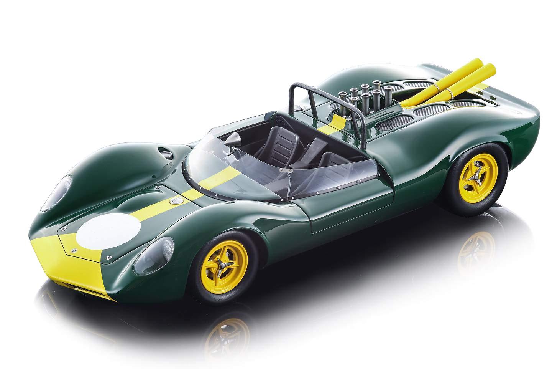ベストセラー 1965 Lotus 40 40 プレスバージョン グリーンミソスシリーズ TM18-125 90ピース 1/18モデルカー C Tecnomodel TM18-125 C B07QK8PN1C, 西海橋物産館:43ecfff8 --- rsctarapur.com