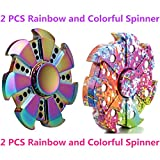 Uspeedy Fidget Spinner Fidget Killing Time Toys for For ADD, ADHD, Anxiety, ...