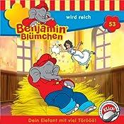 Benjamin wird reich (Benjamin Blümchen 53) | Elfie Donnelly