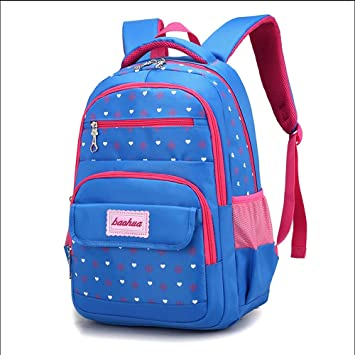 DS-mochila escolar Mochila - Bolso de Escuela para niños niña de Escuela Primaria 6