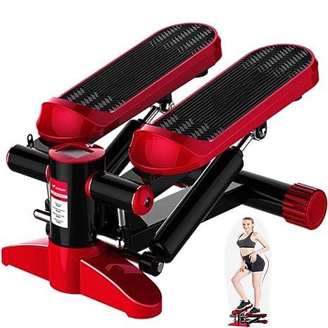 RANRANHOME Stepper Up-Down, Fitness Máquina Step Pequeño Compacto ...