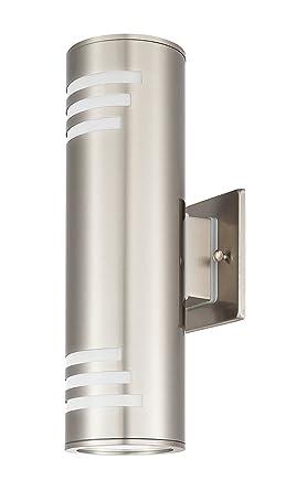 Amazon.com: Lámpara de pared para exteriores, impermeable ...
