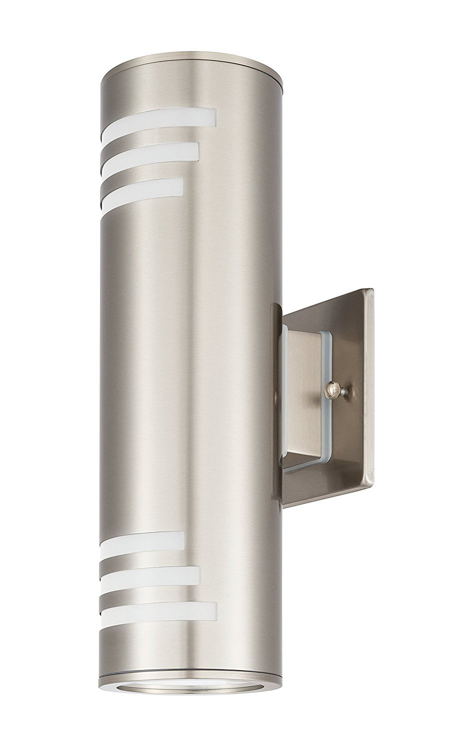 Outdoor Wall Light Waterproof Wall Lamp Fixture,Outdoor Wall Sconce 2 Lights Wall Mount Light,Stainless Steel 304 with Toughened Glass UL Listed Suitable for Garden & Patio Lights Tengxin