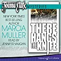 There Hangs the Knife: Joanna Stark Mysteries, Book 2 Audiobook by Marcia Muller Narrated by Jennifer Vaughn