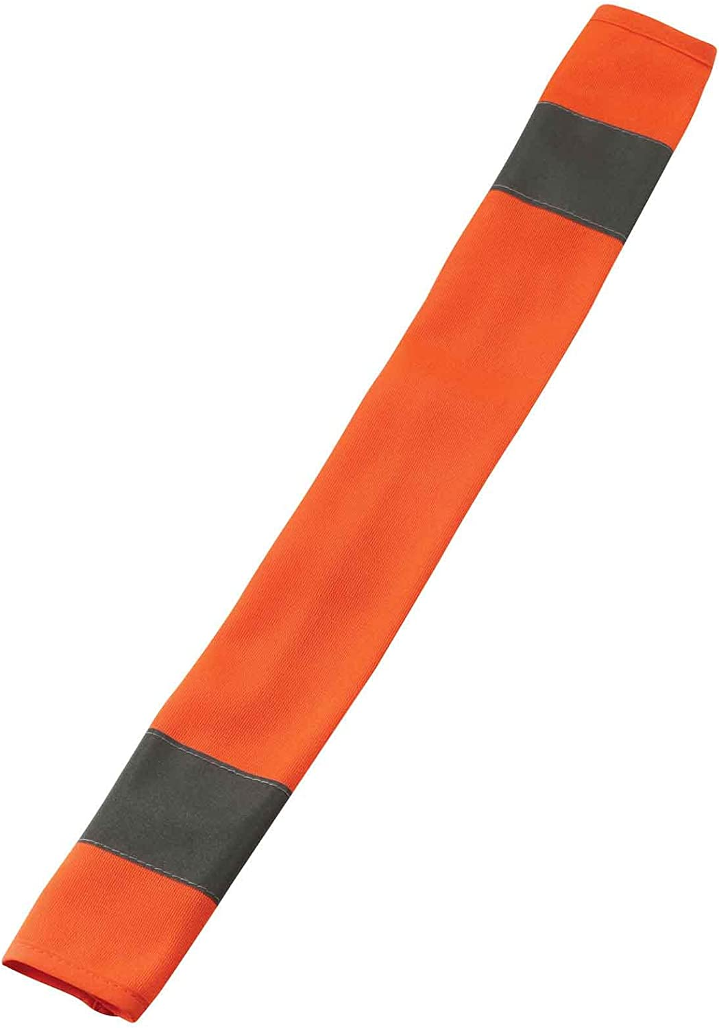 LUX-900 OccuNomix Hi-Visibility Seat Belt Cover 10 PK, High Vis Orange