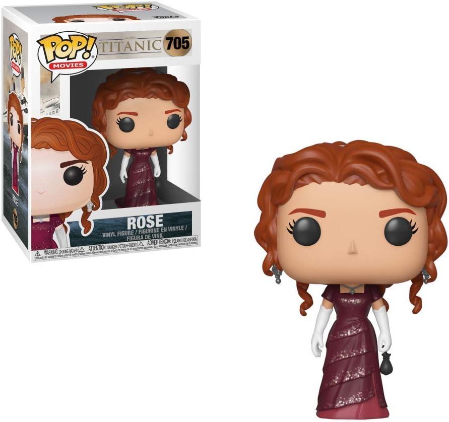 Pop! Titanic - Figura de Vinilo Rose: Amazon.es: Juguetes y ...