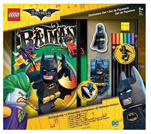 (LEGO Batman Movie Journal and Stationery Set)