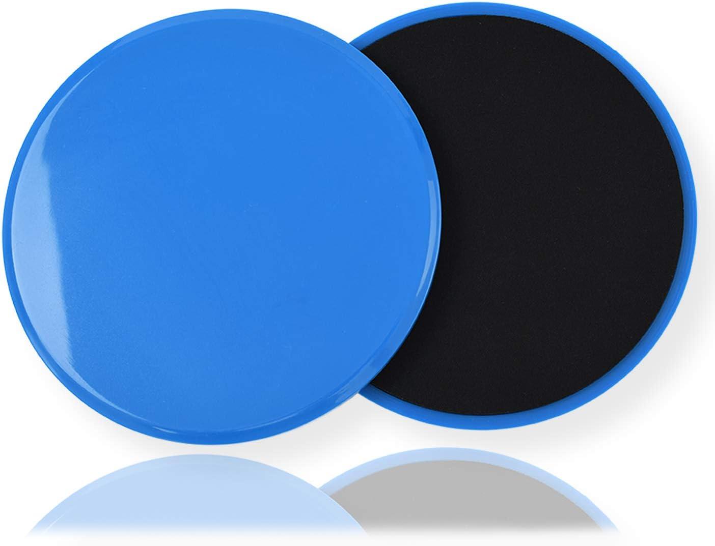 Medimama Core Sliders Workout Equipment Gym Home Workout Exercise Equipment Workout Gear Slider Discs Fitness Sliders Dual Sided Use On Carpet Or Hardwood Floors Abdominal