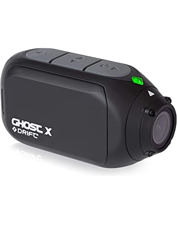 Drift Innovation Ghost X Weather Resistant Full HD 1080P Modular Sports Action Camera with Wi-Fi, Mounts and Accessories