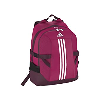 35a59553a3 adidas BP Power II Bag - Pink White Black