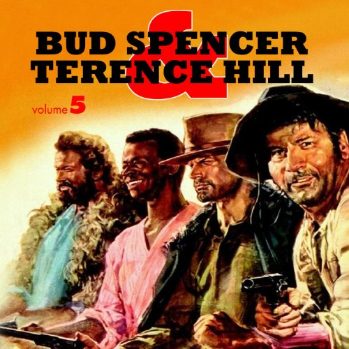 bud spencer terence hill vol 5 various. Black Bedroom Furniture Sets. Home Design Ideas