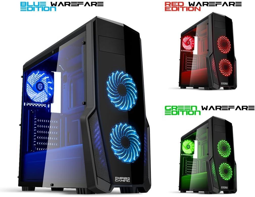 Caja PC para juegos WarFare