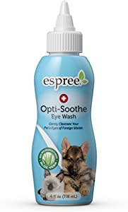 Espree Animal Products Optisooth Eye Wash, 4 oz (118 ml)