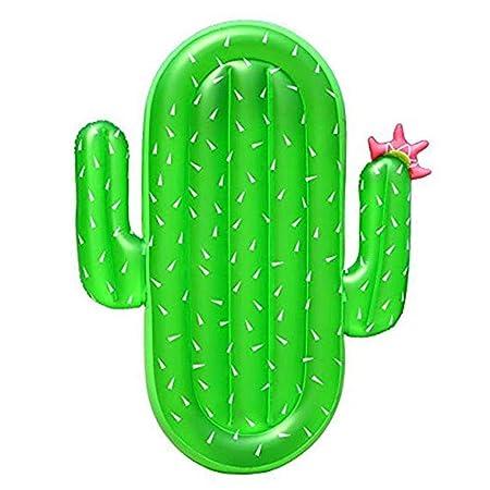 XYYKA Piscina Hinchable Banera Piscinas PVC Inflable Cactus ...