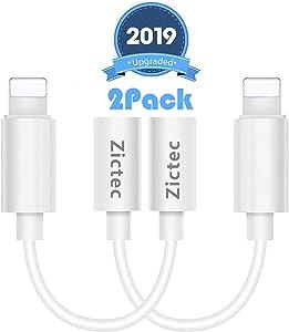 Zictec headphone adapter
