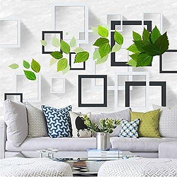LHDLily Fernseher Sofa Hintergrund Wand Moderne ...