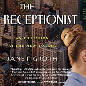The Receptionist Audiobook