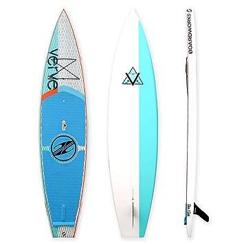 boardworks Verve 11 tablas de surf | blanco/azul/ORG