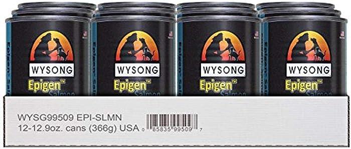 Wysong Epigen Salmon Canine/Feline Canned Formula Dog/Cat/Ferret Food