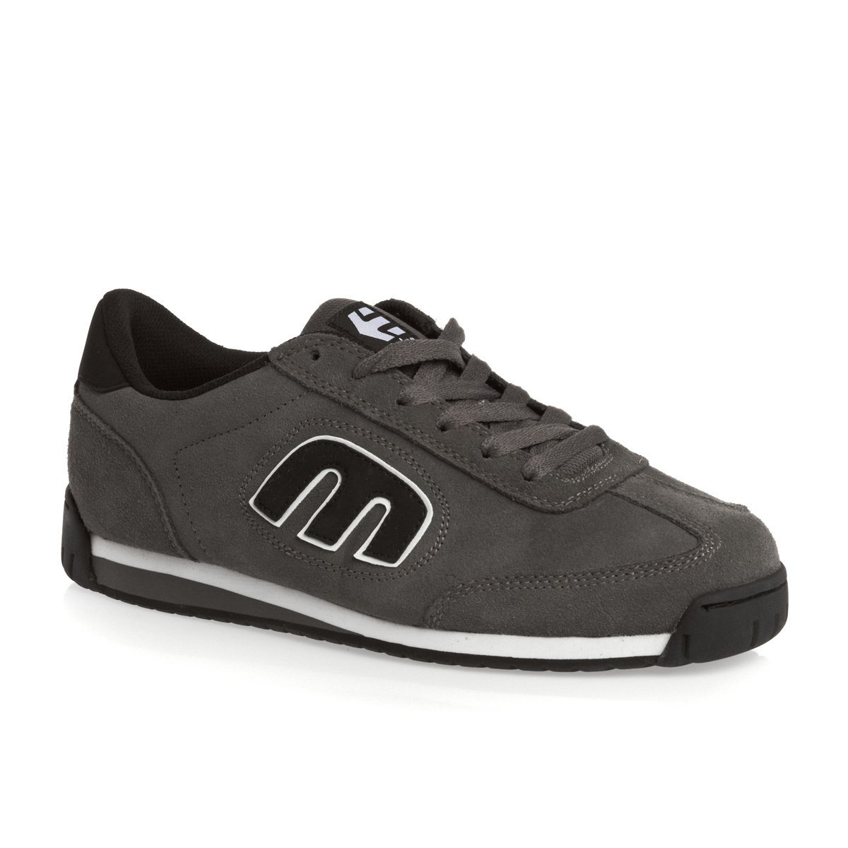 Etnies Lo Cut Ii LS  Herren Skateboardschuhe Grey Black White