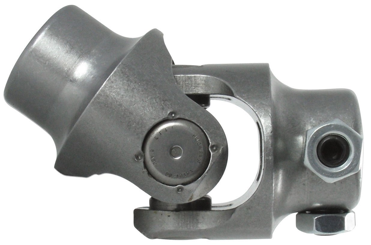Borgeson 114949 3/4'' DD x 3/4'' DD Stainless Steel Steering U-Joint