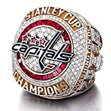 Official 2018 Washington Capitals Stanley Cup Hockey Championship Ring