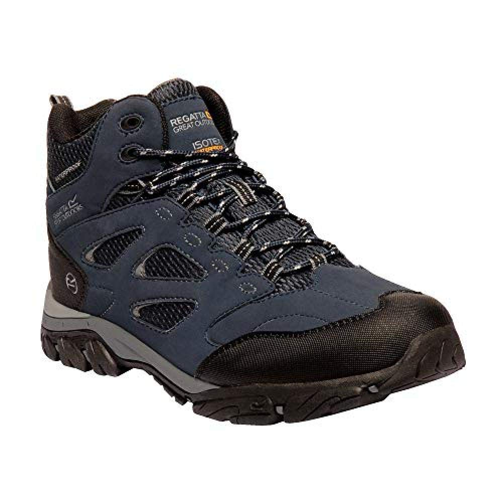 Regatta Men's Holcombe IEP Mid High Rise Hiking Boots