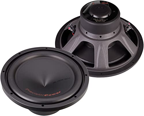 Precision Power Black Ice BI.154 Woofer – 550 W RMS – 1 Pack BI-154