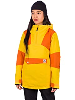 cce7e52bb6 Westbeach WB1718-TFB1418-1153-M Ladies Flux Jacket: Amazon.co.uk ...