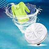 Portable Washing Machine, Automatic Portable Ultrasonic Washing Machine - Portable Mini Folding Clothes Washing Machine