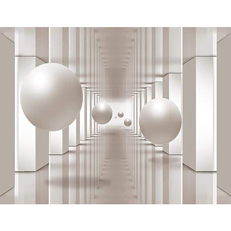 Fototapeten 3D - Beige 352 x 250 cm Vlies Wand Tapete Wohnzimmer  Schlafzimmer Büro Flur Dekoration Wandbilder XXL Moderne Wanddeko - 100%  MADE IN ...