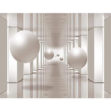 Fototapeten 3D   Beige 352 X 250 Cm Vlies Wand Tapete Wohnzimmer  Schlafzimmer Büro Flur Dekoration