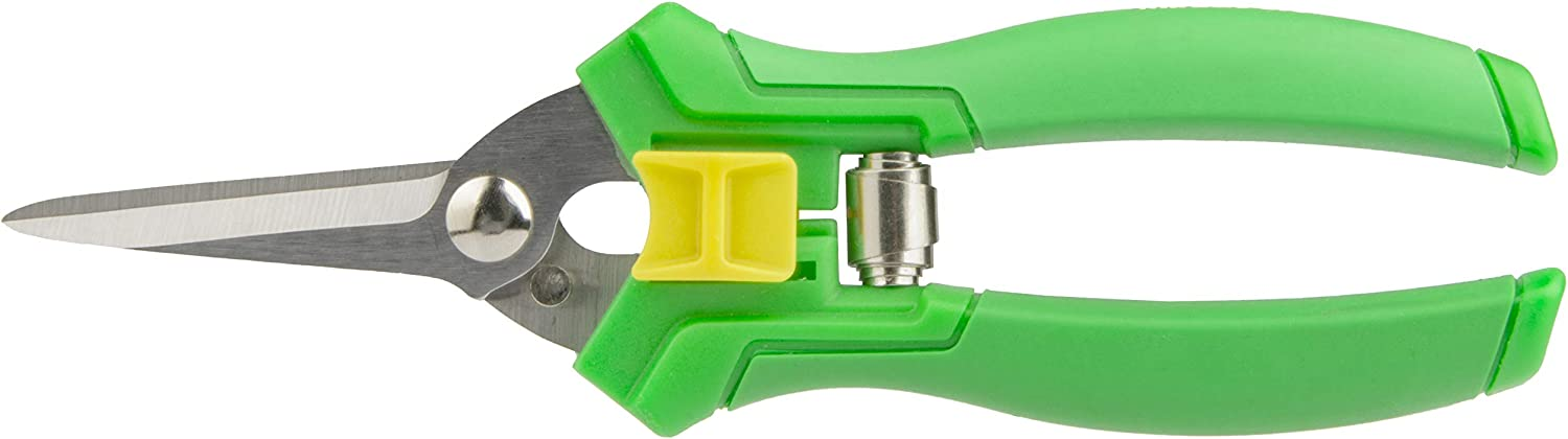 Miracle-Gro SMG12433 Ultimate Floral Shears, Green