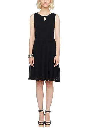 S oliver black dress 18