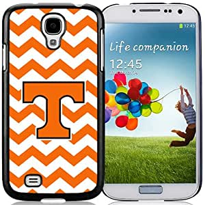 Unique And Lovely Designed Case For Samsung Galaxy S4 I9500 i337 M919 i545 r970 l720 With Southeastern Conference Sec Football Tennessee Volunteers 02 Black Phone Case