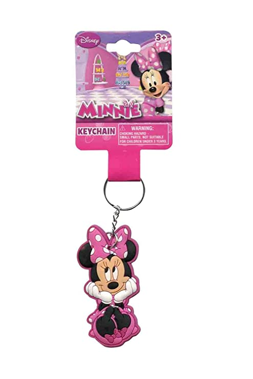 Full Body Minnie Mouse Llavero - Disney Key Ring: Amazon.es ...