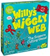 Peaceable Kingdom Willy's Wiggly Web Preschool Skills Builder Game for Kids