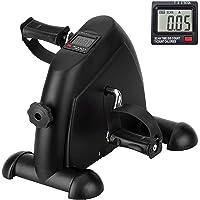 Uten Mini Bicicleta Estáticas para Fitness,Pedaleador Estaticos,Máquinas de piernas de Apartamento Digital y Pedal…
