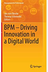 BPM - Driving Innovation in a Digital World (Management for Professionals) Hardcover