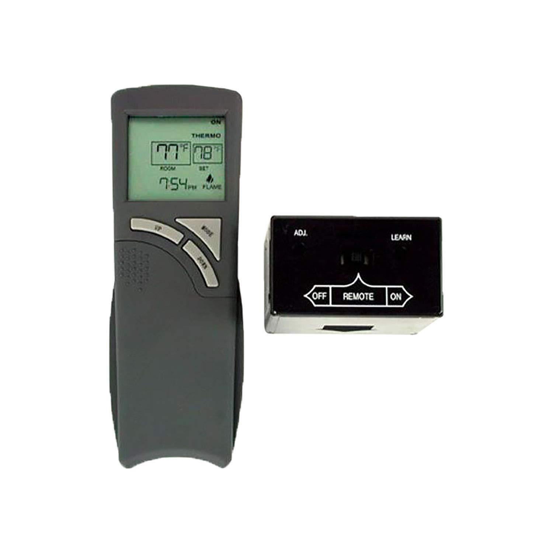 Rasmussen Wireless Timer/Thermostat Fireplace Remote Control - (THR-MV1) by Rasmussen