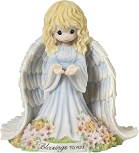 Precious Moments Blessings to You Inspirational Angel Resin Figurine 172413