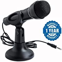 Microphone for Desktop/Laptop/Computer/pcoe and Other (NET KTV Microphone(aux))