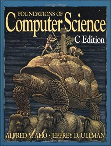 Foundations Of Computer Science Ebook