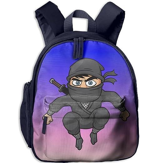 Amazon.com | Kindergarten Backpack Japan Ninja Children ...