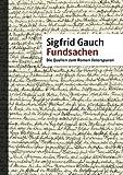 Fundsachen, Sigfrid Gauch, 3842335210