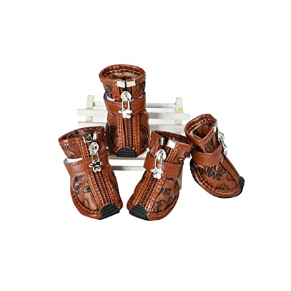 e7ebfe29ea163 Amazon.com : Haoweidaoshanghang Dog Shoes, 2018 New, Spring and ...