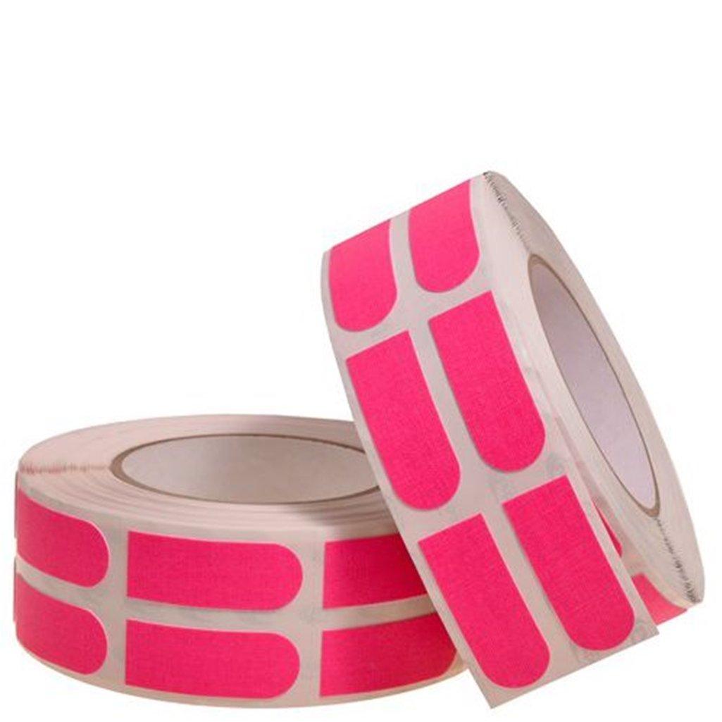Turbo Bowling Grips Strip Tape 500Piece Neon 3/4'', Pink